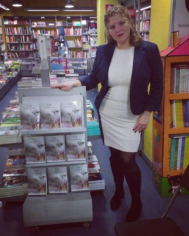 Presentación de La gelba en Madrid en Librería Lé