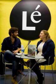 Presentación de La gelba en Madrid por Henar Postigo