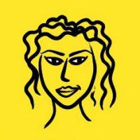 Logo Adriana Tejada.Escritora
