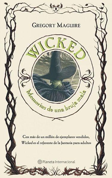 Wicked 5 recomendaciones literarias para este verano de Adriana Tejada. Escritora