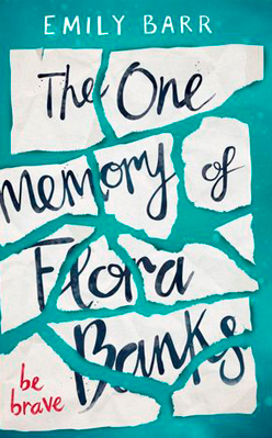 The only memory of Flora Banks_El unico recuerdo de Flora Banks_Booktag del verano_Adriana Tejada. Escritora