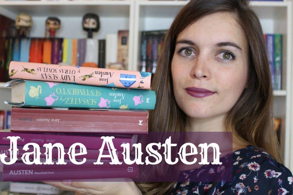 Iris de Asomo habla de Jane Austen - Adriana Tejada. Escritora