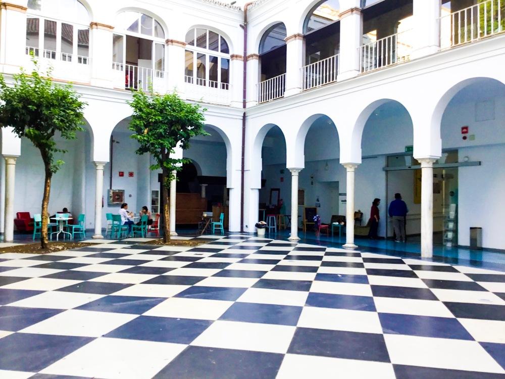 Los ambientes preciosos de la Andalucia Reader Con_Adriana Tejada Escritora