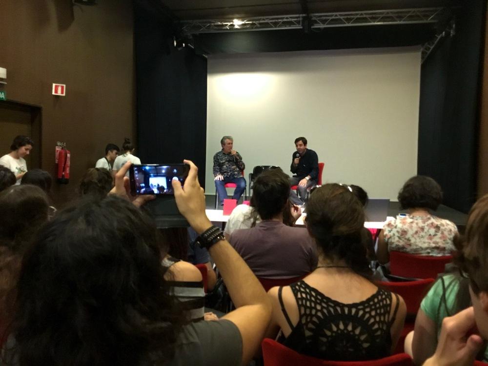 Charla en la Andalucia Reader Con_Adriana Tejada Escritora