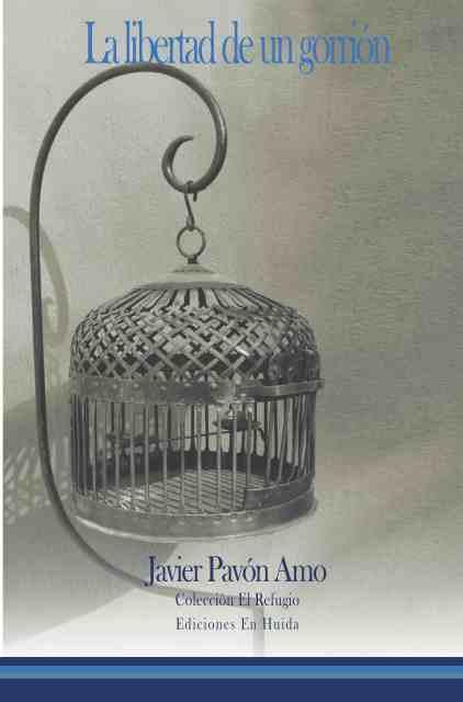Portada de La libertad de un gorrión en Adriana Tejada. Escritoria