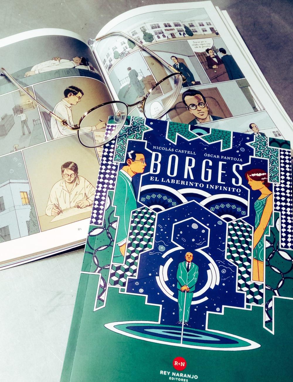 Borges en Adriana Tejada. Escritora