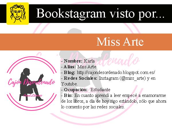 Miss Arte en Adriana Tejada. Escritora