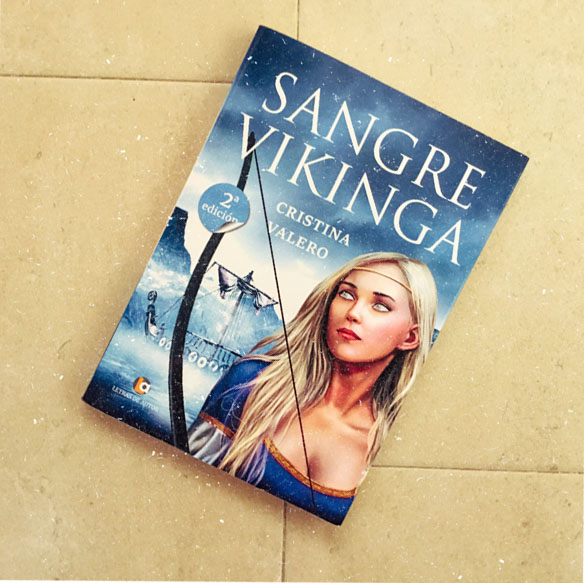 Sangre Vikinga en Adriana Tejada. Escritora